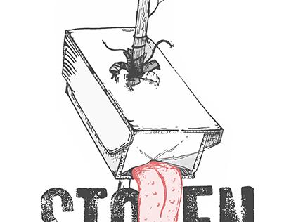 Stolen Art & Design Illustration