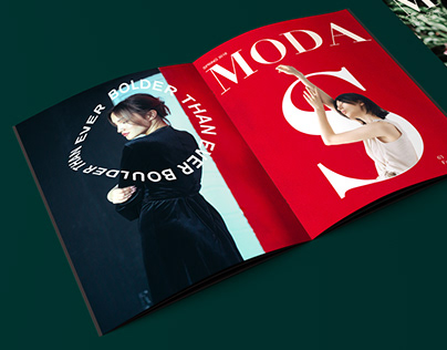 MODA Fashion Magazine