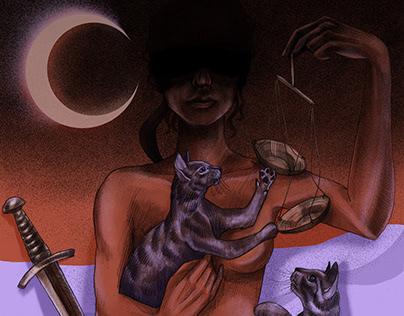 Justice illustration