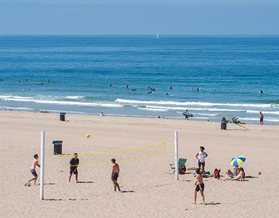 Manhattan Beach Redux .August 9, 2020