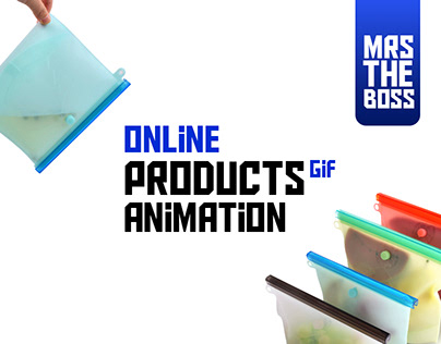 Online Products Animated Gif