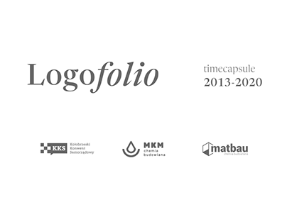 Logofolio - logo and marks collection