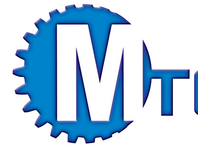 M Tech Logo Design