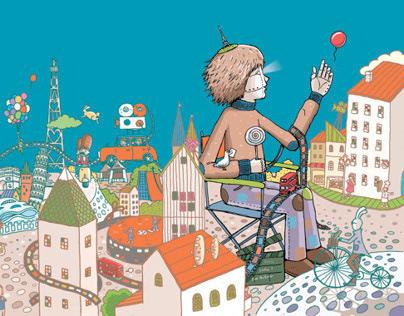 2014台中歐洲生活節主視覺