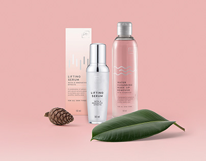 Phil Harry Skincare Packaging