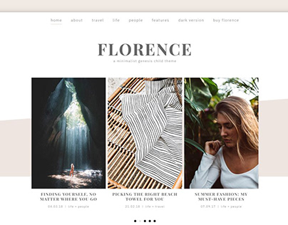 Florence Theme (Light) • Genesis