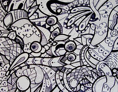 Doodle furniture
