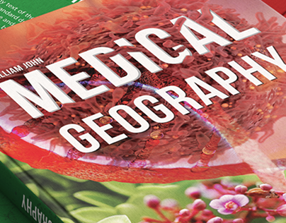Book Design - Medical Geography