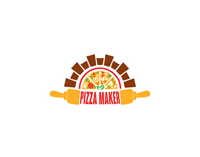 pizza maker|Logo Resturant