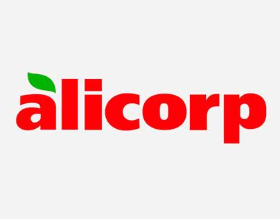 Proyecto universitario App para Alicorp