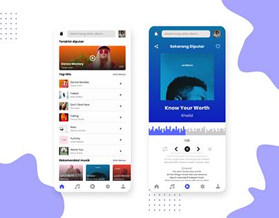 Music Player - App Exploration