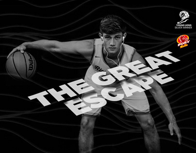 The Great Escape - YL Cannes Silver