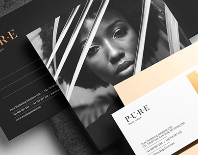 Pure - Branding Mockup Kit Vol. 2