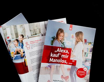 Magazin für die Sparkasse Bodensee