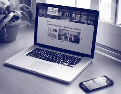 Modecor Brasil Website