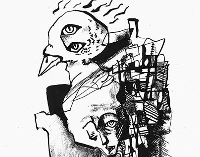 Sketchbook / Ink Drawings