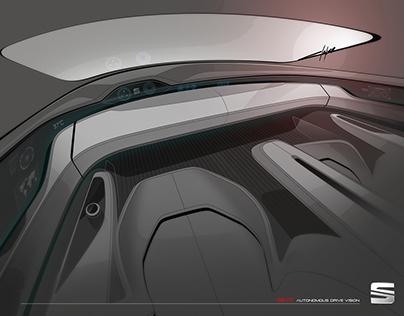 SEAT - autonomous vision