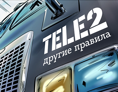 STORYBOARDS TELE2 rus Tv Commercial