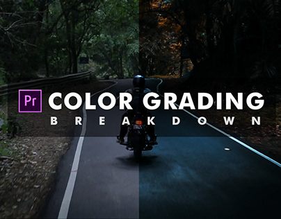 Color Grading Breakdown | The Blue Lady