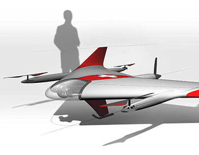 Airbus Medical Drone