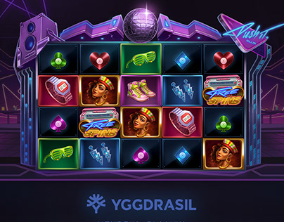 """Push It"" Slot Game"