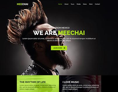 Meechai - Musician, DJ, Band, Music, Singer Muse Templa