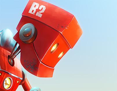 B2 & Bird