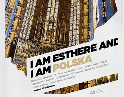 Find Yourself in Poland visual language