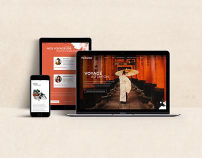 Yokoso - Webzine