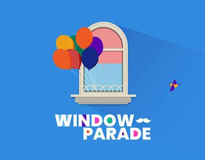 WINDOW PARADE -RAPPI