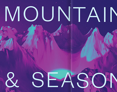 Mountains & Seasons, Colors & Feelings