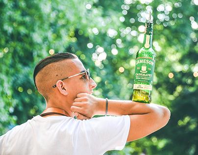 Jameson - branding & event