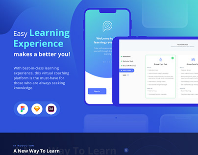 Virtual Learning Platform For New Age Students