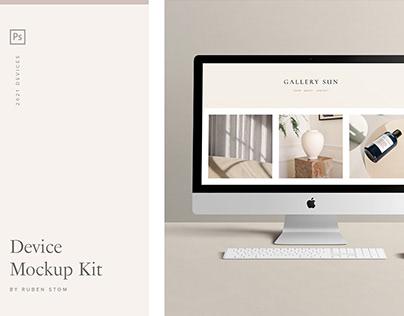 Device Mockup Kit