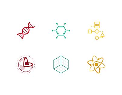 NSM Department Icons