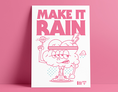 Mister Rain : Teens On Acid Mascot