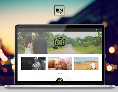 Kamel Photography - Website