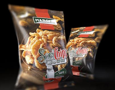 Marcel - Chips Bag, food industry