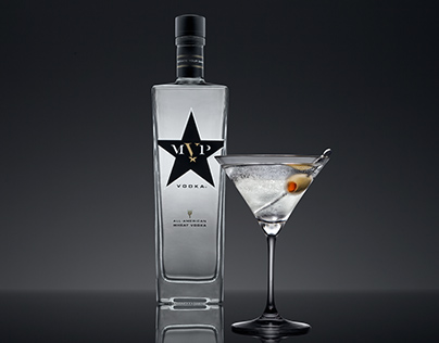 MVP Vodka Launch