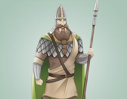 Viking - Character Design