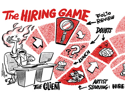 The Hiring Game
