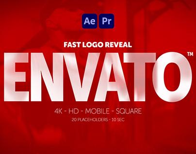 Fast Logo Reveal