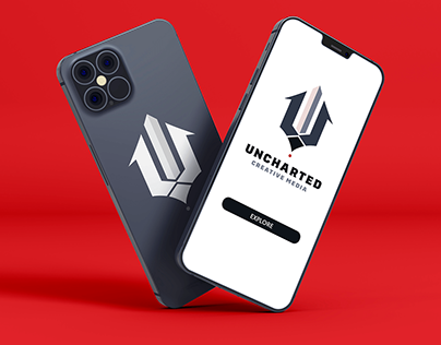 Uncharted Brand Identity