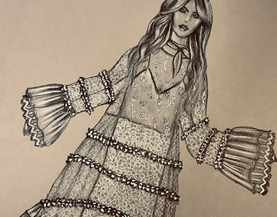Fashion Illustration: Ad Campaigns