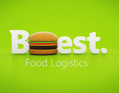 Best Food Logistics Re-brand