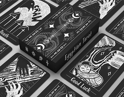 Egyptian Tarot Cards ☥