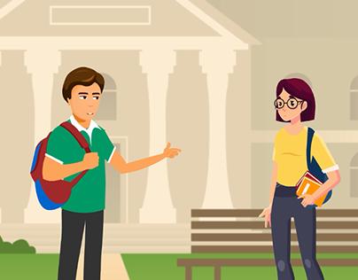 Borak Polytechnic Institute InfoGraphc Animation