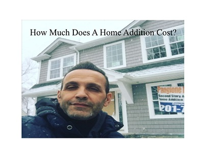 How Much Does A Home Addition Cost