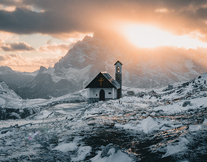Tre Cime | From the sunrise to the sunset