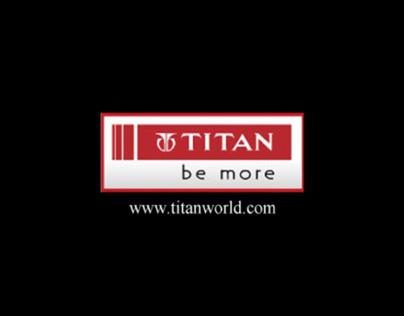 TITAN - Print Advertisement